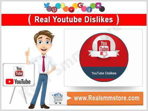 Real Youtube Dislikes