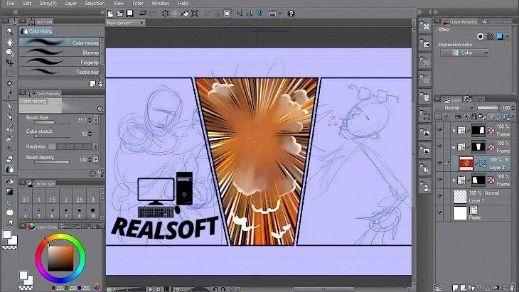 Clip Studio Paint Pro Torrent