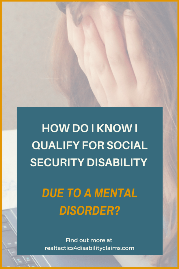 Do I Qualify For Social Security Disability for A Mental Disorder_ rt4
