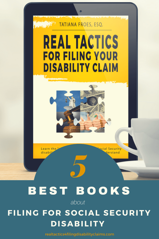 5 Best Books for Filing Your Social Security Disability claim (2)