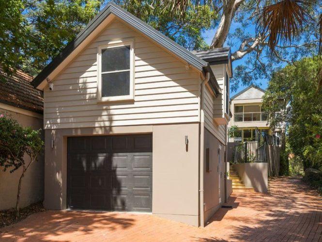 Строительство двухэтажного гаража дома