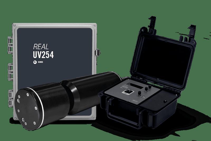 UV254, SAC254, UV254 meter, UV254 analyzer, UV254 sensor, UV254 and DBPs