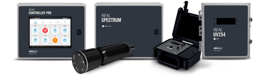 online water quality monitoring