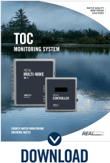 toc analyzer, toc monitor, total organic carbon, toc monitoring