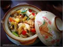 Nasi Sapo Ayam
