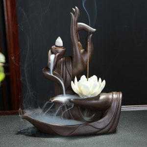 Buddha Hand incense burner