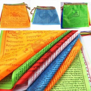 Traditional Tibetan Prayer Flags 2