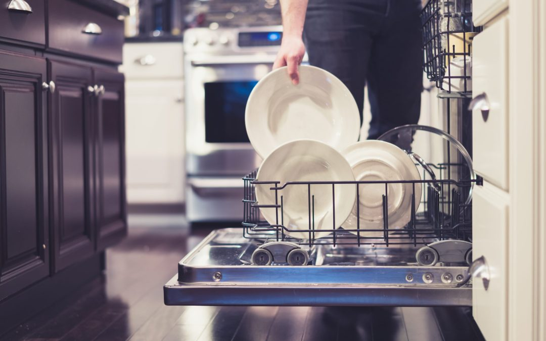 Dishwasher Not Cleaning Dishes? Could Be This.