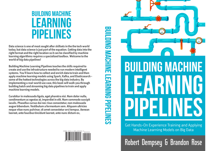 Building Machine Learning Pipelines Cover