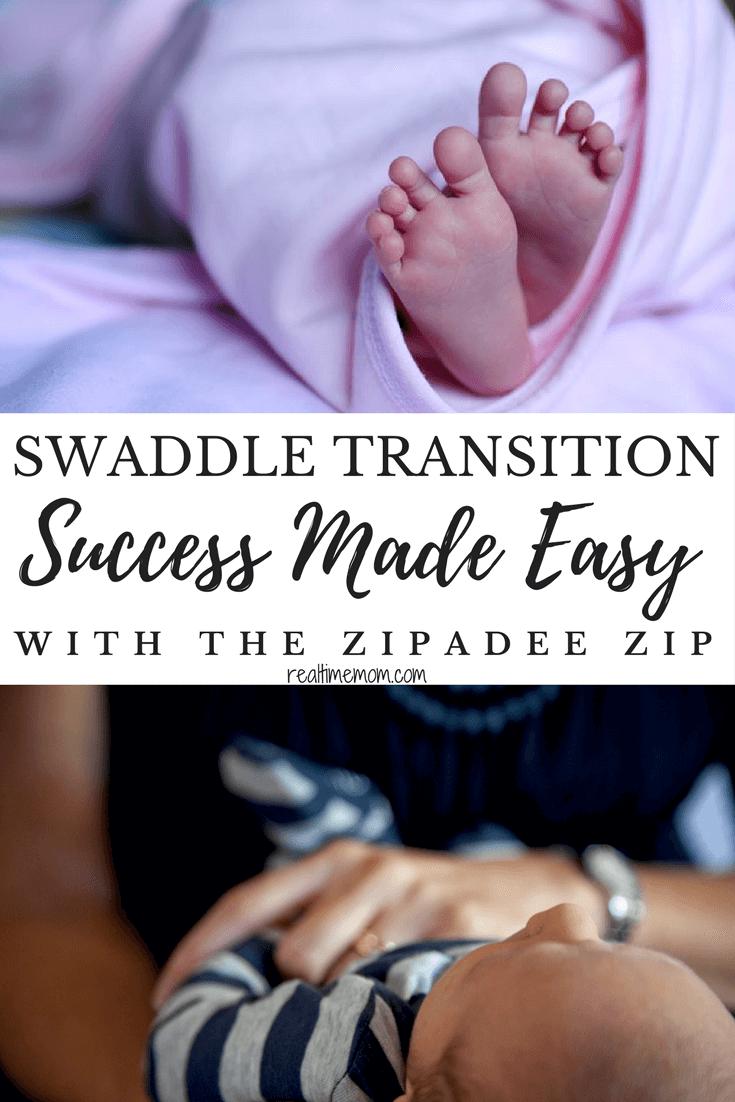 swaddle transition