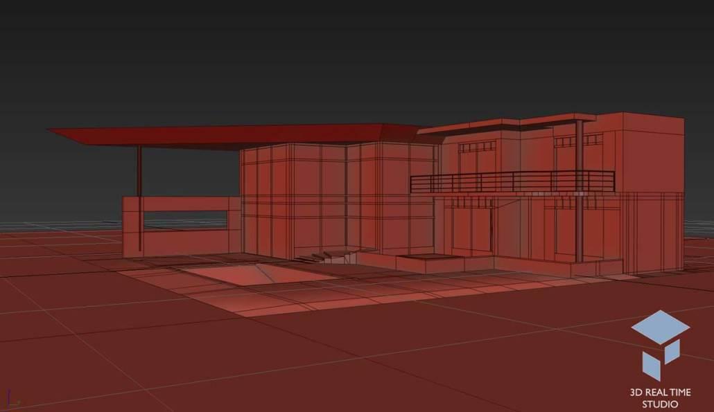 Maquette 3D base