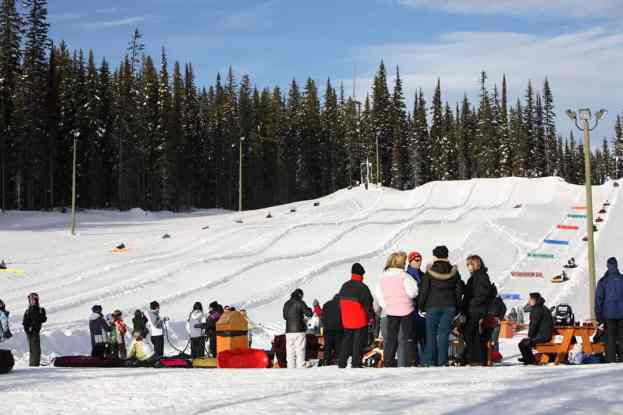 Ski Big White