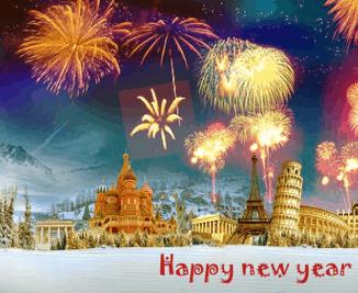 Happy New Year Wish