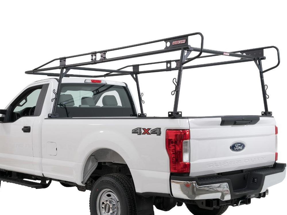 weather guard steel truck rack