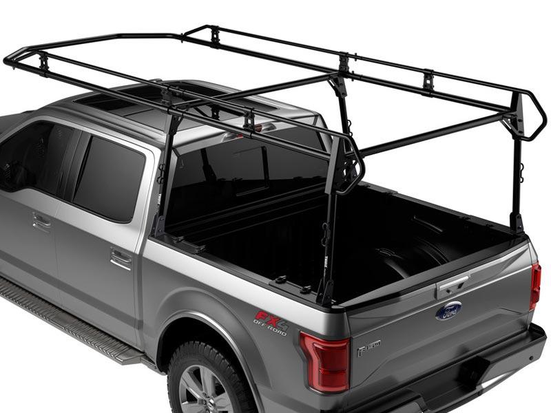 tracrac universal steel truck rack