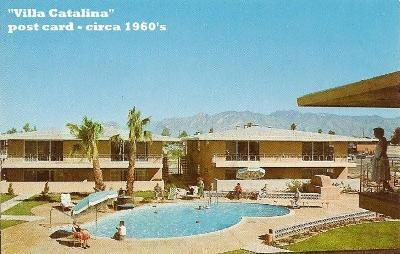 Villa Catalina Postcard