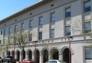 MacArthur Building designed by Holmes and Holmes in Downtown Tucson