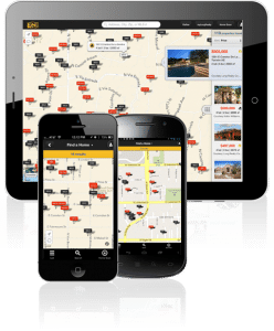 Long Realty mobile real estate app for Tucson
