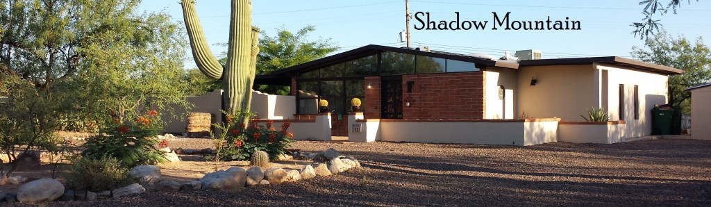 Shadow Mountain home in Oro Valley just northwest of Tucson