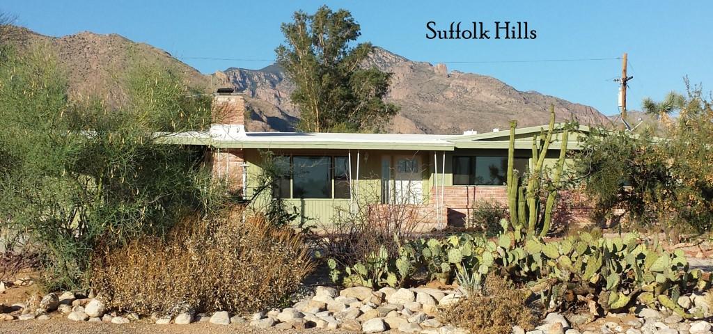 Suffolk Hills home in Oro Valley, northwest of Tucson