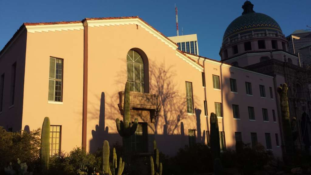 Historic Pima County Courthouse in Tucson