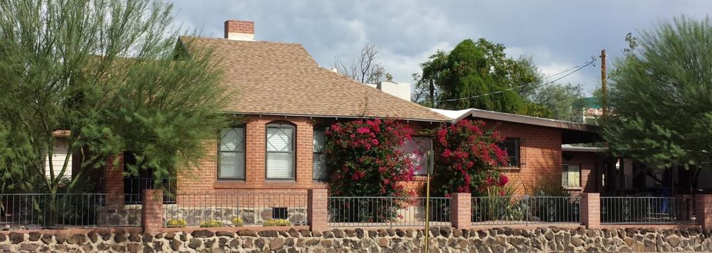 Tucson historic homes
