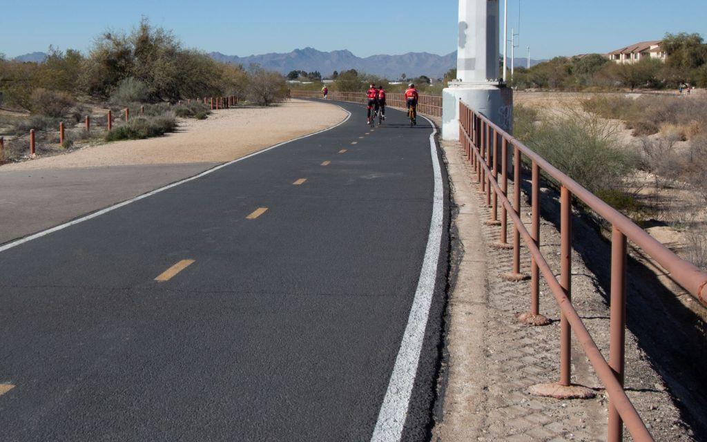 Bicycles on the loop