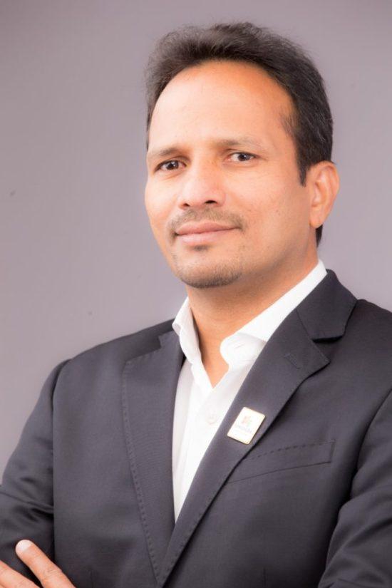 Mr. Madhusudhan G., MD and Chairman, Sumadhura Group