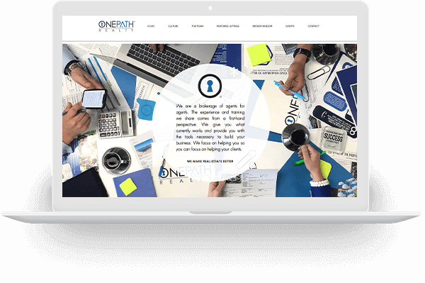 onepathrealty-website