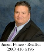 Jason Pence Realtor Fort Wayne Indiana