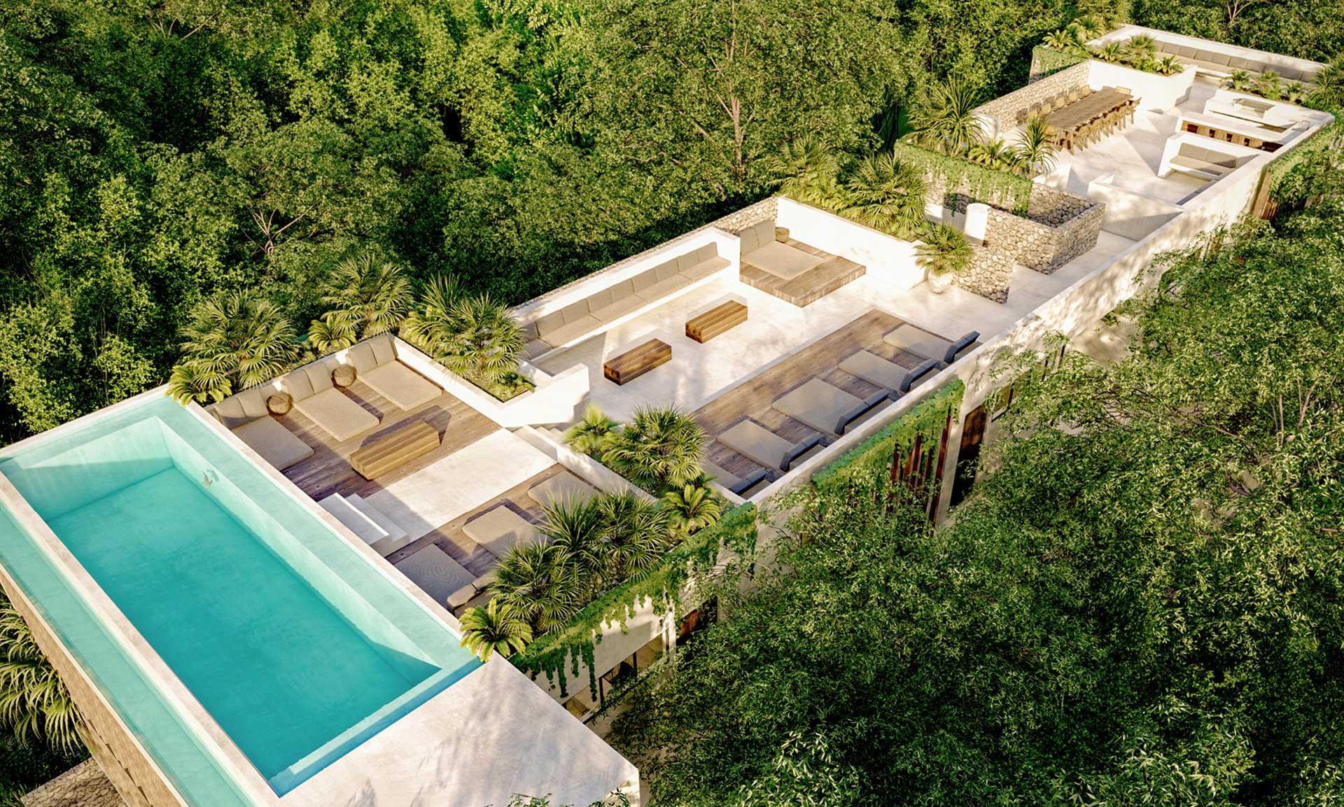 Mexico condos for sale - F Tulum
