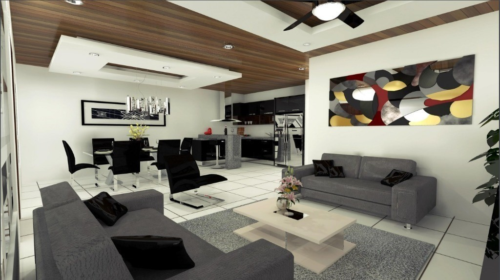 Huatulco Mexico Real Estate - 3bd chahue