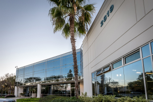 Hines Global REIT II has purchased this building in Carlsbad, Calif.