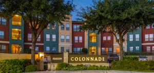 Broadstone Colonnade apartments in San Antonio.