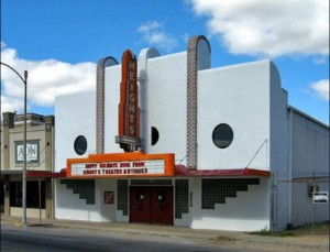 Heights Theater on 19th Street in Houston will be redeveloped into events venue.