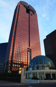 Chase Tower in Dallas