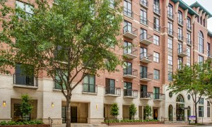 Even though the Houston apartment market is extra competitive right now, the new 500 Crawford multifamily community is 70 percent leased.