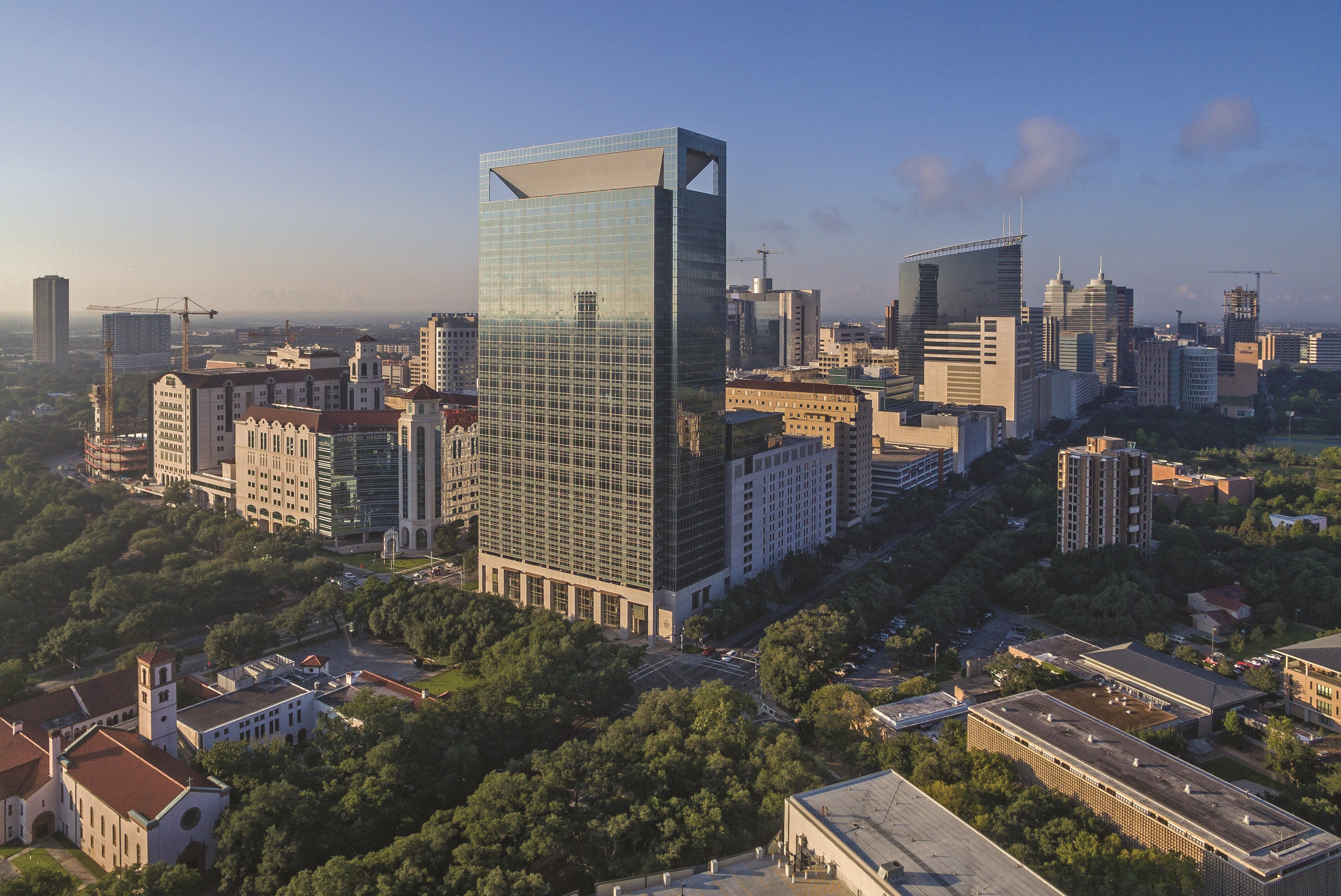 Memorial Hermann Medical Building Sold In Texas Medical