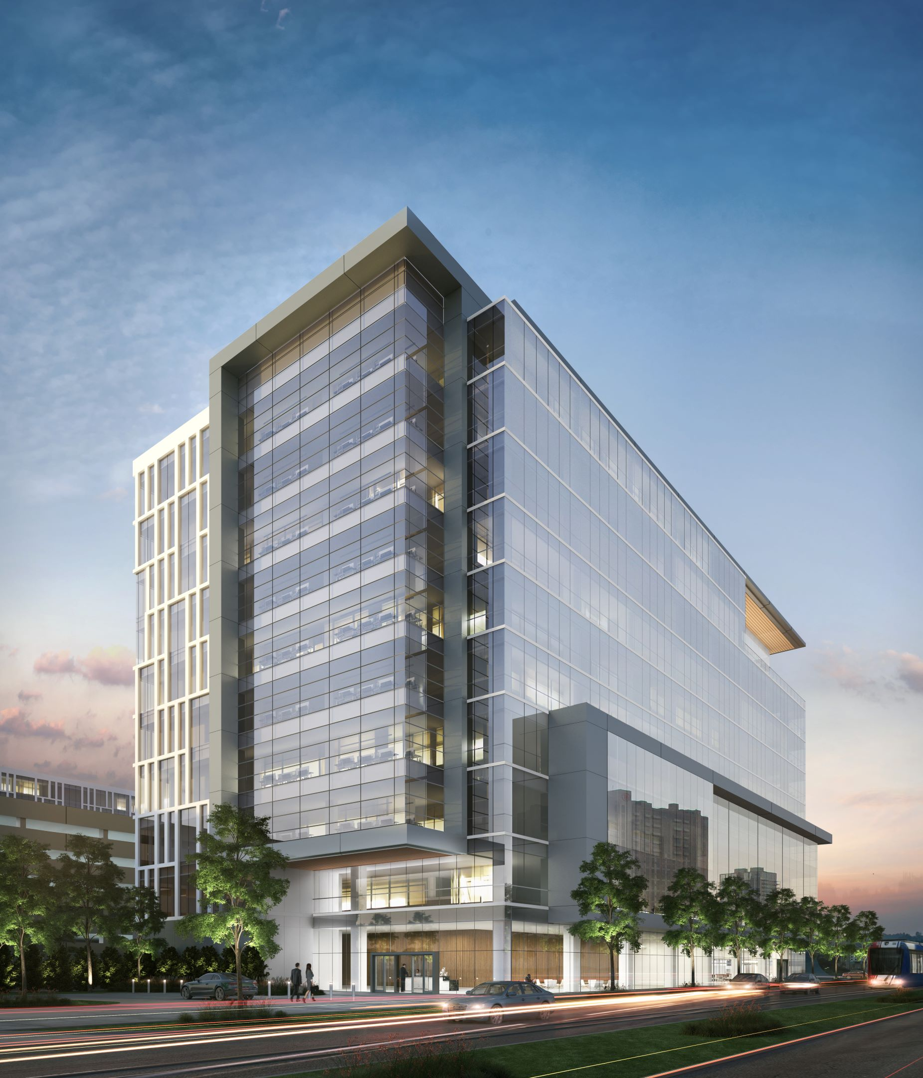 Salt Lake City Downtown Buildings: Patrinely Group And USAA Developing Office Tower In