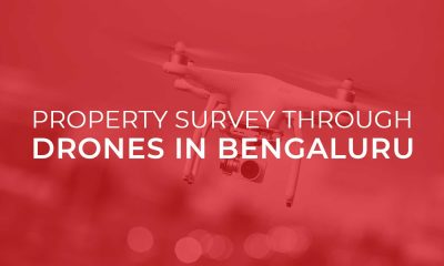 Property Survey In Bengaluru's Jayanagar Ward Done Through Drones