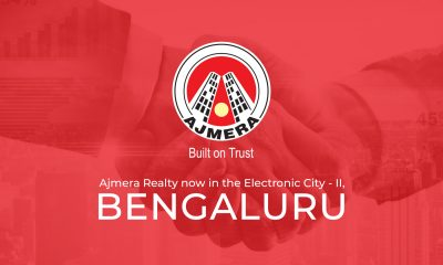 Ajmera Realty Procures A 5.5 Acre Land Parcel In Bengaluru
