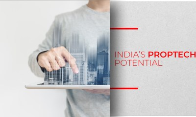 Unlocking The Potential of India's Proptech Industry