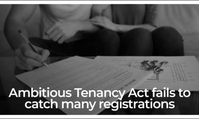 Residents Of Tamil Nadu Give Cold Shoulder To Tenancy Act