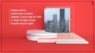 Global prime residential markets