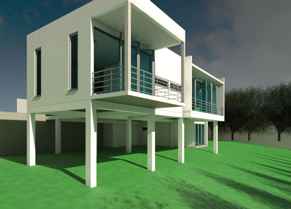 new modern house for sale at Cedar Heights
