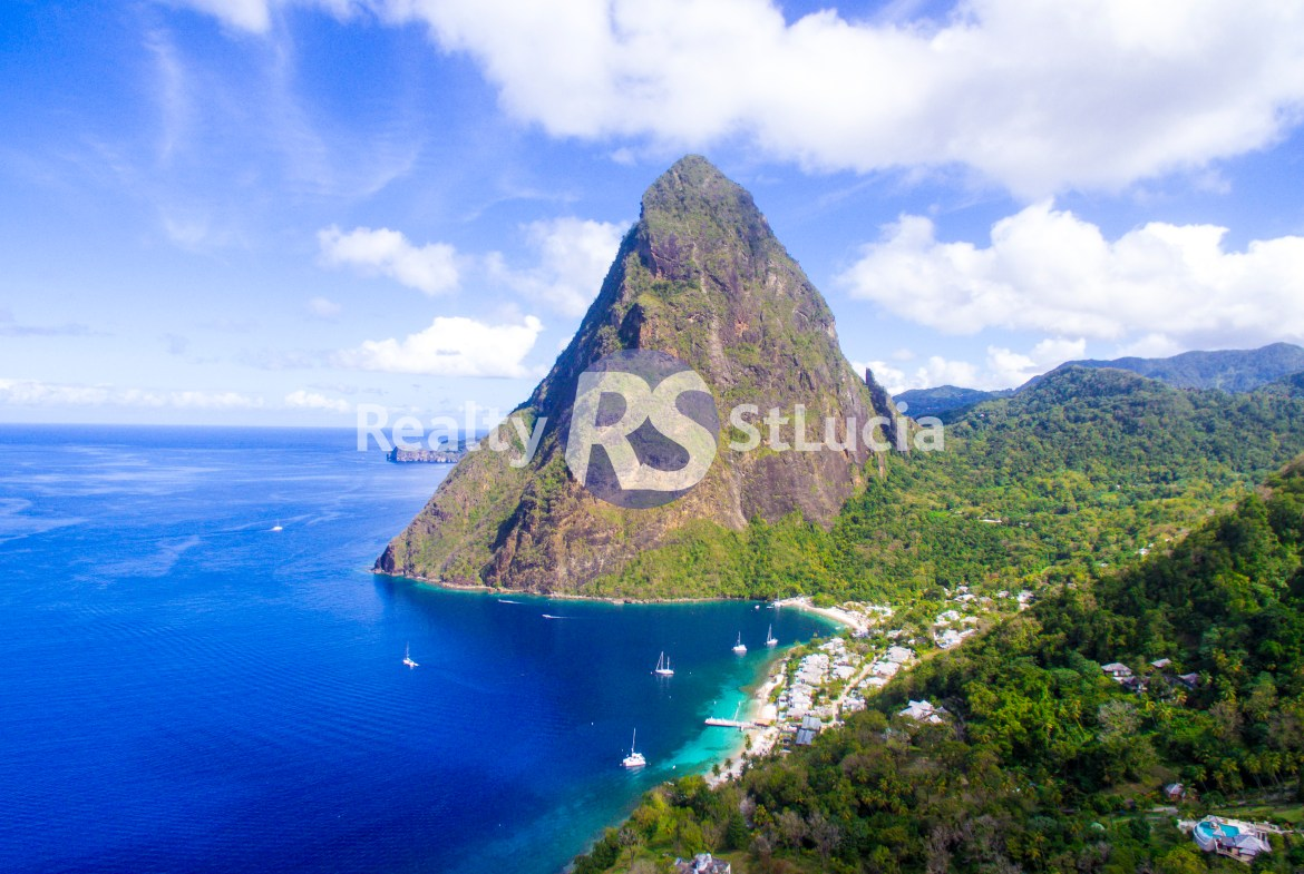 soufriere land for sale