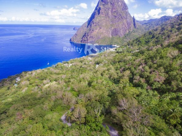 sugar beach front land for sale