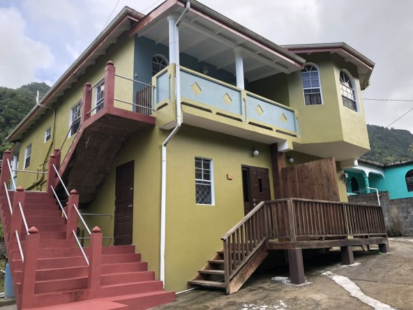 3 bedroom house for sale in soufriere