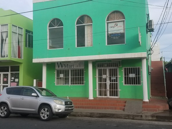 commercial building for sale in Vieux-Fort Saint Lucia