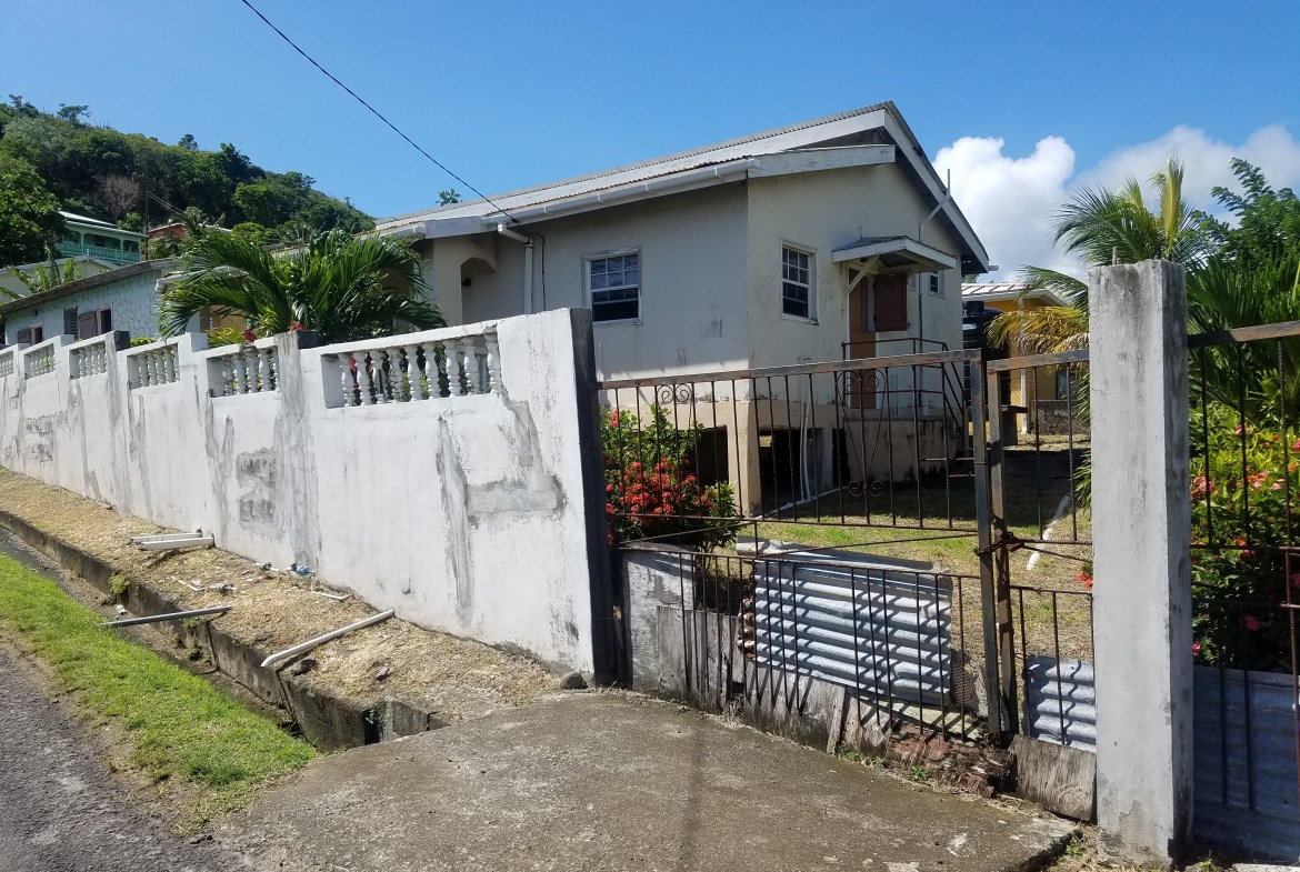 sT lUCIA Fixer Upper Property for Sale in St Lucia